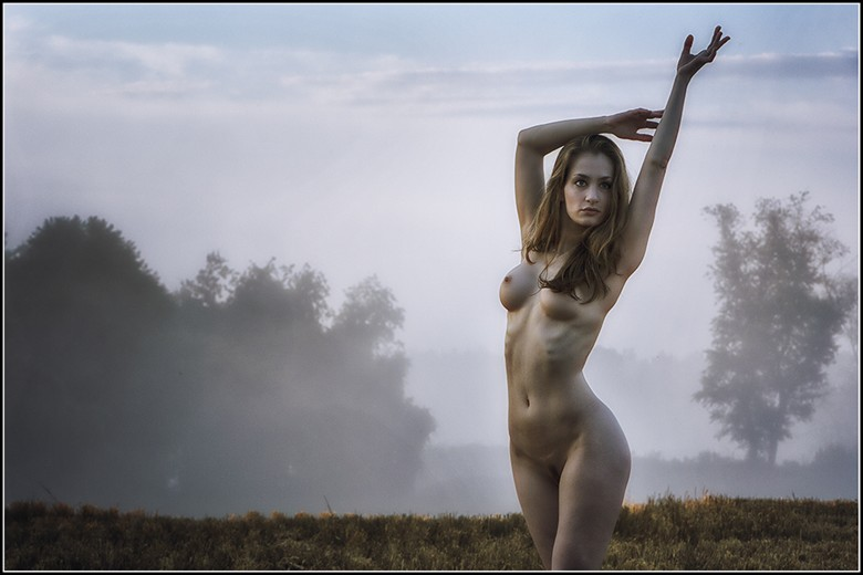 Basking in the Field  Artistic Nude Photo by Photographer Magicc Imagery