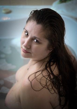 Bath Time Sensual Photo by Photographer DTraveler63