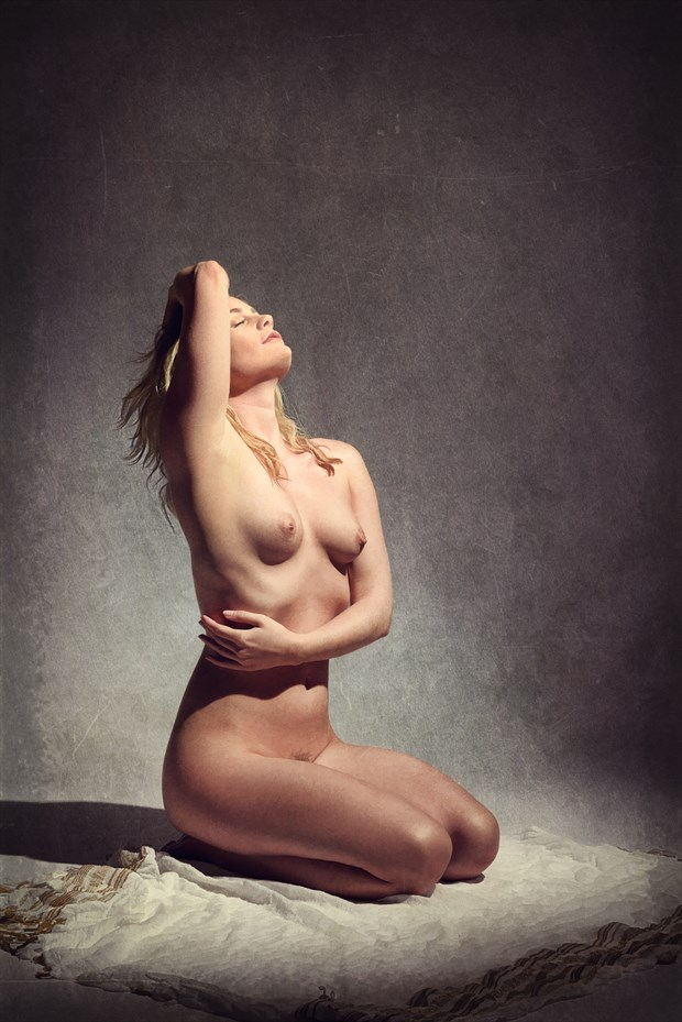 Bathing in Light Artistic Nude Photo by Photographer Rascallyfox