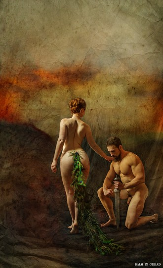 Be my champion Artistic Nude Photo by Photographer balm in Gilead