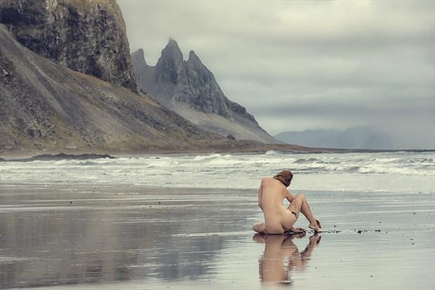 Beach Artistic Nude Photo by Photographer Bkort photography
