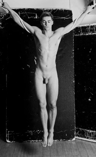 Beau at 23 Artistic Nude Photo by Photographer Town Crier Photos