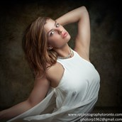 Beautiful Lady Soft Focus Photo by Photographer PhotoRP