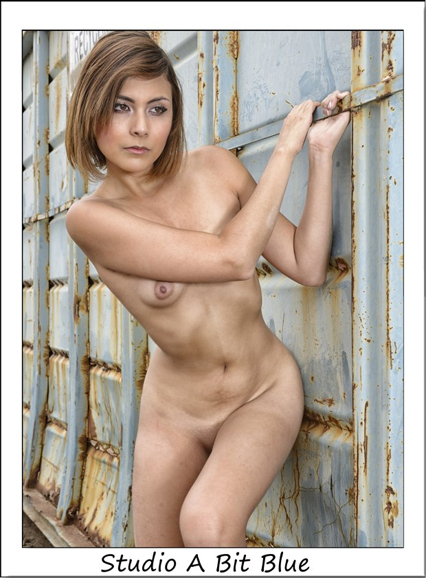 Beautiful Nelle On Location Artistic Nude Photo by Photographer Studio A Bit Blue