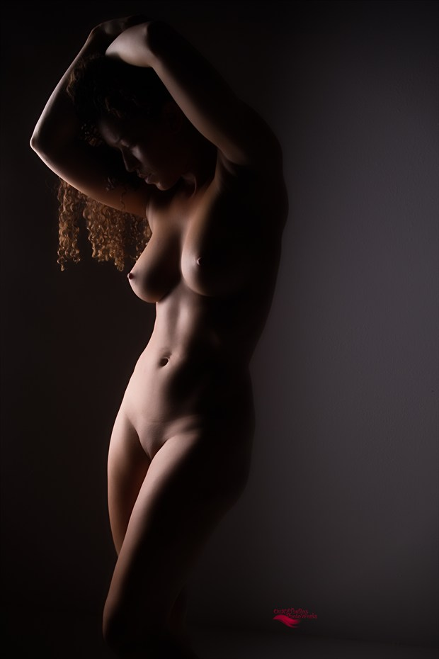 Beautiful Nude Artistic Nude Artwork by Photographer Miller Box Photo