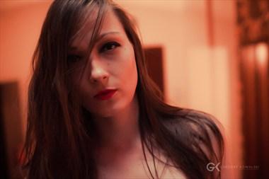 Beauty Emotional Photo by Model Joana Ruby