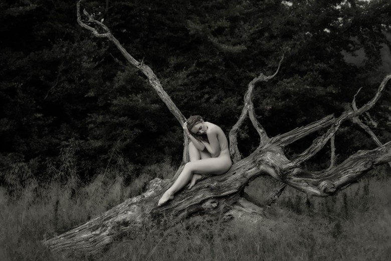 Beauty and Decay Artistic Nude Photo by Photographer Rascallyfox
