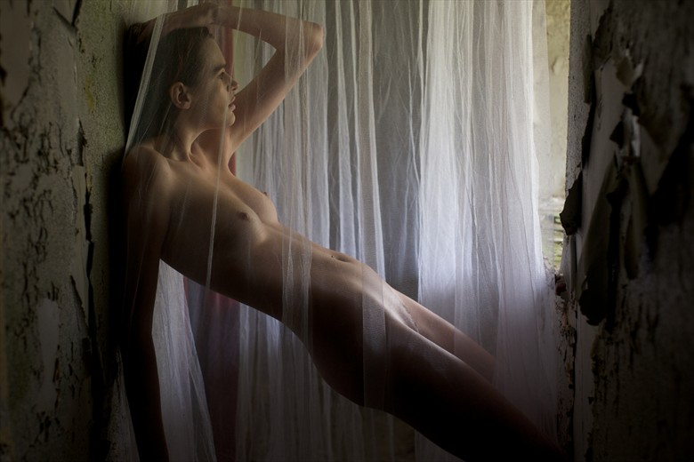 Beauty in Decay  II Artistic Nude Photo by Photographer RomanyWG