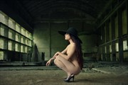 Beauty in Decay Artistic Nude Photo by Photographer RomanyWG