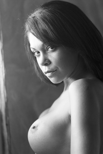 Beauty in the Eyes Artistic Nude Photo by Photographer Renaissance Fringe Arts