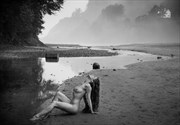 Beauty on the Beach Artistic Nude Photo by Photographer Inge Johnsson