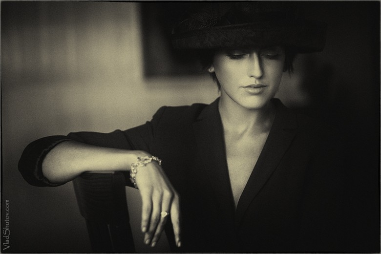 Because of you... Vintage Style Photo by Photographer Vlad Shutov