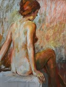 Becca 1 Artistic Nude Artwork by Artist Rod