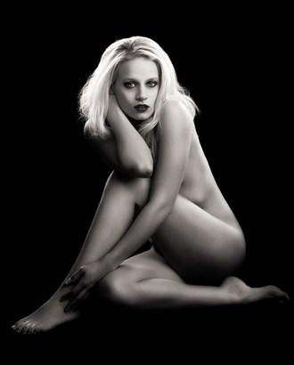 Becca Artistic Nude Photo by Photographer William von Wenzel
