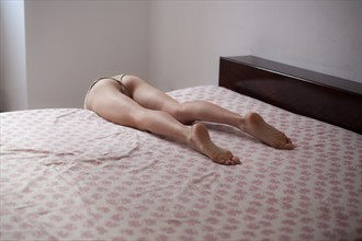 Bed Artistic Nude Photo by Photographer Wodboi