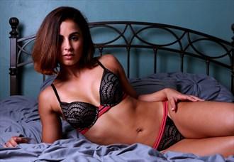 Bed Sensual Photo by Model YasminArte