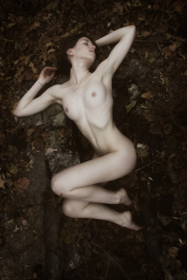 Bed of Thorns Artistic Nude Photo by Model melancholic