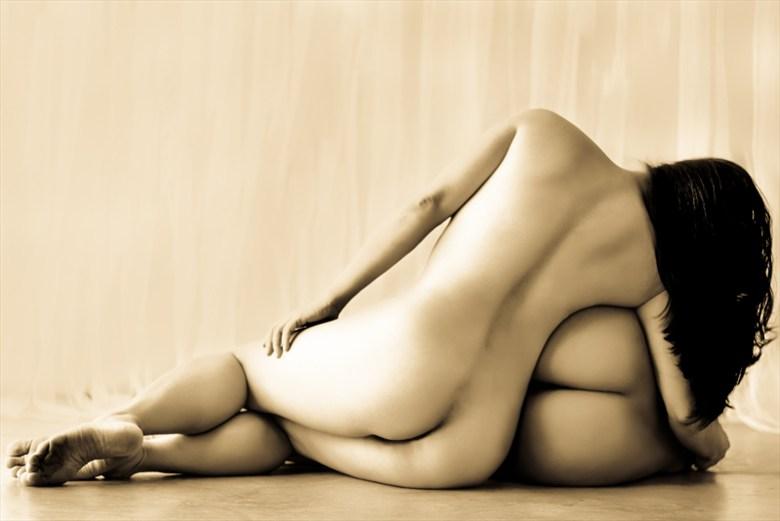 Behind closed eyes Artistic Nude Photo by Model Ceara Blu