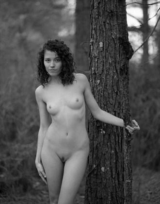 Bekah Artistic Nude Photo by Photographer Leland Ray