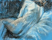 Ben 2 Artistic Nude Artwork by Artist Rod