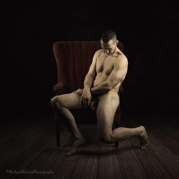 Ben nude male 2 Artistic Nude Photo by Photographer Michael Bilotta