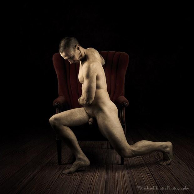 Ben nude male 3 Artistic Nude Photo by Photographer Michael Bilotta