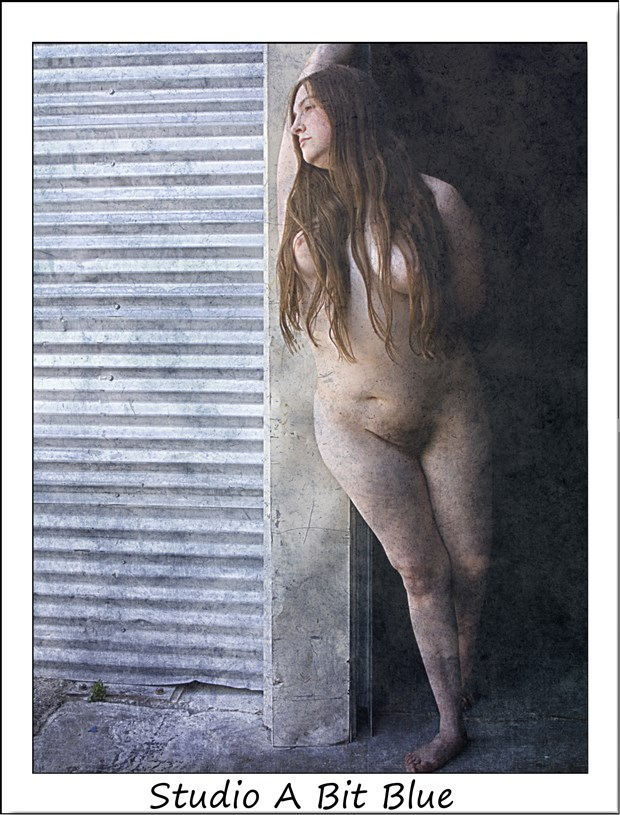 Beth At Studio Airpark Artistic Nude Photo by Photographer Studio A Bit Blue