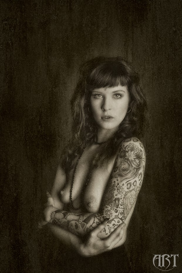 Bethany Artistic Nude Photo by Photographer AlanT