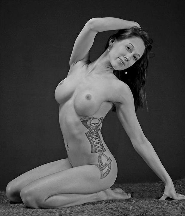 Bethany Artistic Nude Photo by Photographer Hey Boo Photography