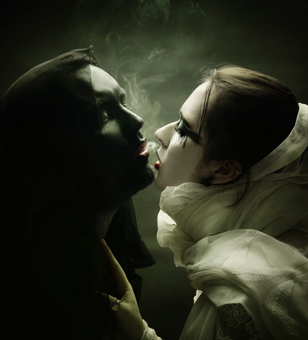 Between The Shadow And Me Surreal Photo by Photographer Invisiblemartyr