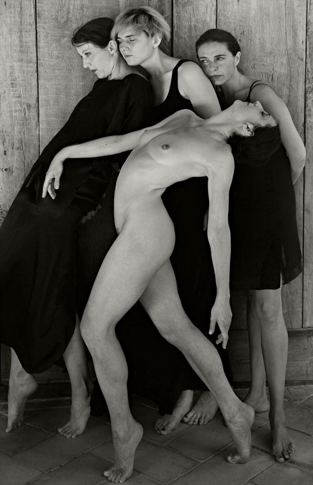 Bewegungsstudie in Zufre Artistic Nude Photo by Photographer Miguel Soler Roig