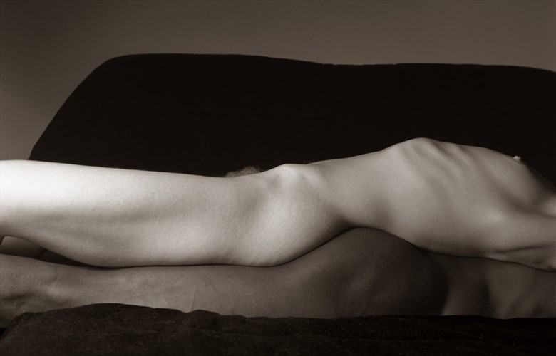 Beyond Duality Artistic Nude Photo by Artist TZOLTECart