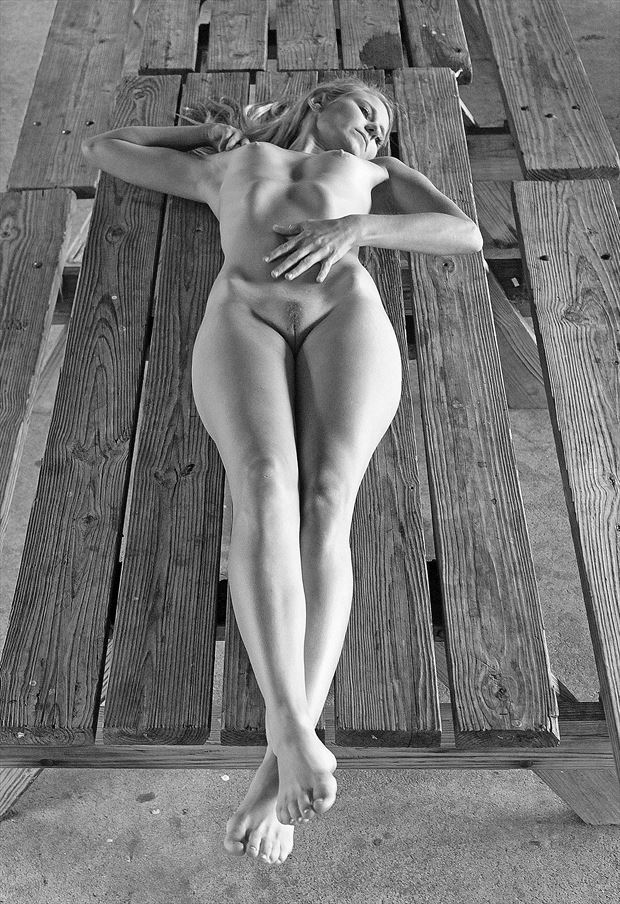 Bianca Diamond Artistic Nude Photo by Photographer Robert L Person