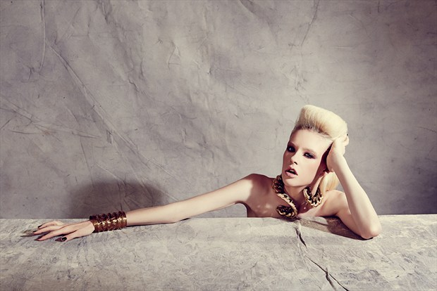 Bianca Hepburn @ FORD Fashion Photo by Photographer Duck Feeney
