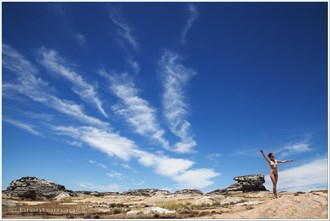 Big sky Artistic Nude Photo by Photographer Brentsimages