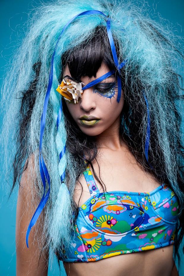 Bikini Alternative Model Photo by Photographer Deep Digital