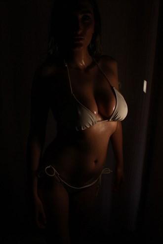 Bikini Erotic Photo by Photographer Low light photos