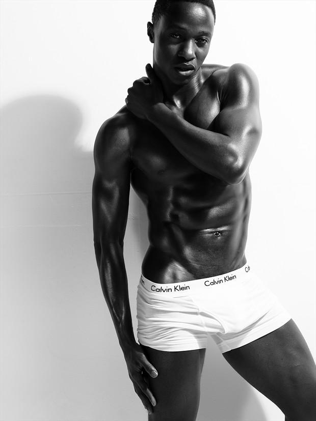 Bikini Fantasy Photo by Model Paul Osei