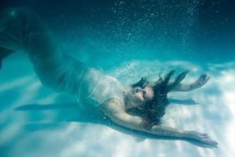 Bikini Nature Photo by Model Axioma