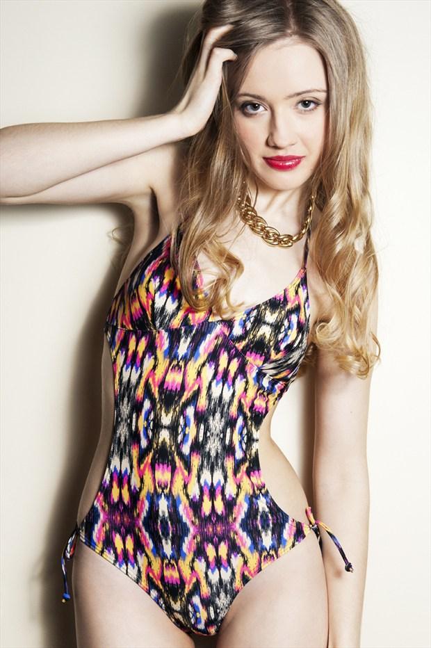 Bikini Photo by Model Elina
