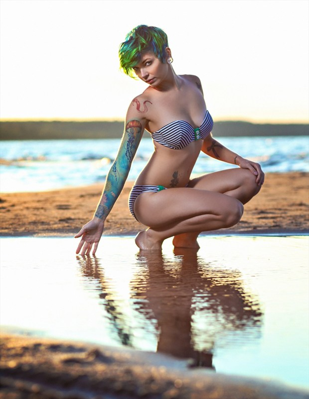 Bikini Photo by Photographer Johnny Richer