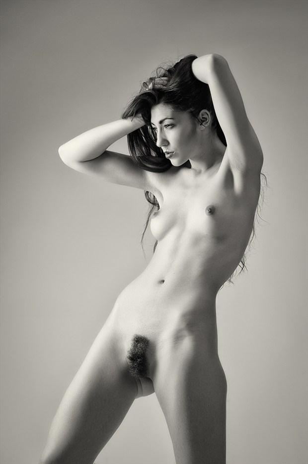 Bink with Attitude Artistic Nude Photo by Photographer Rascallyfox