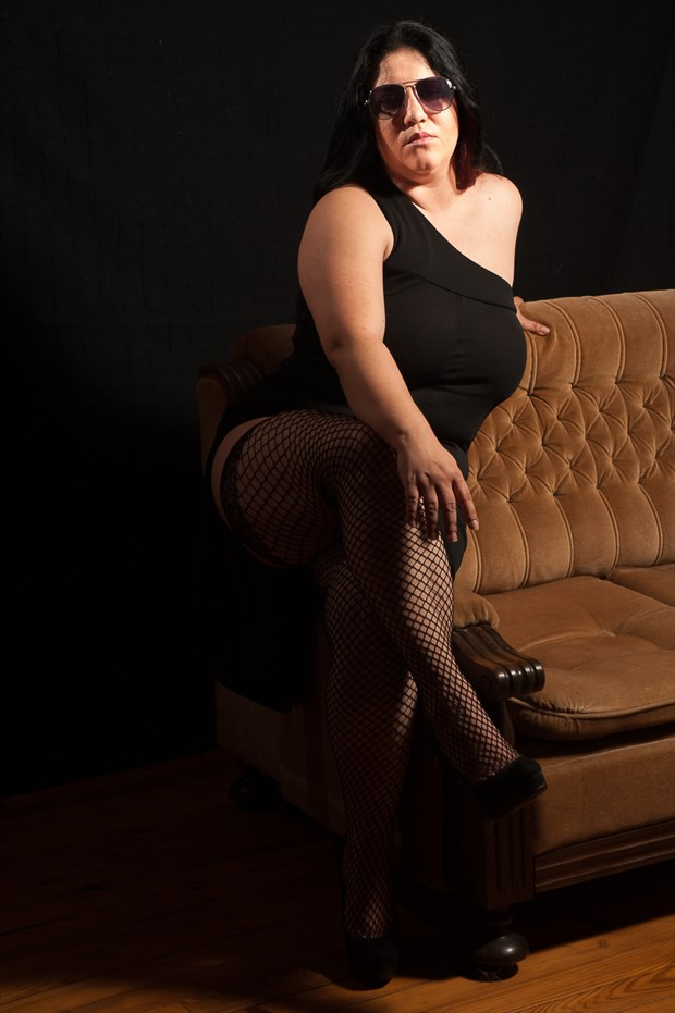 Black Glamour Photo by Photographer ErvinGaspic