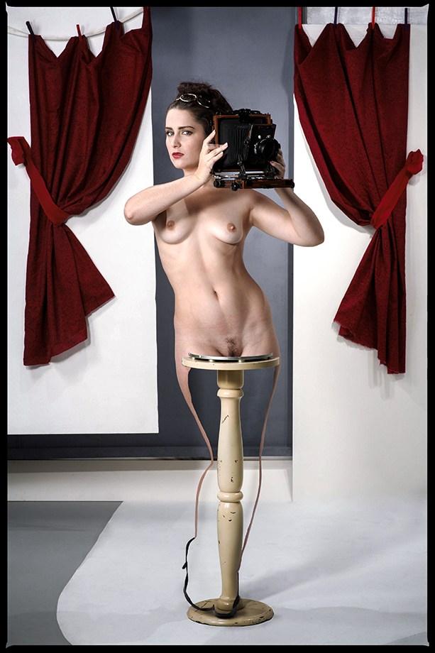 Blind Photo Artistic Nude Photo by Photographer Thomas Sauerwein