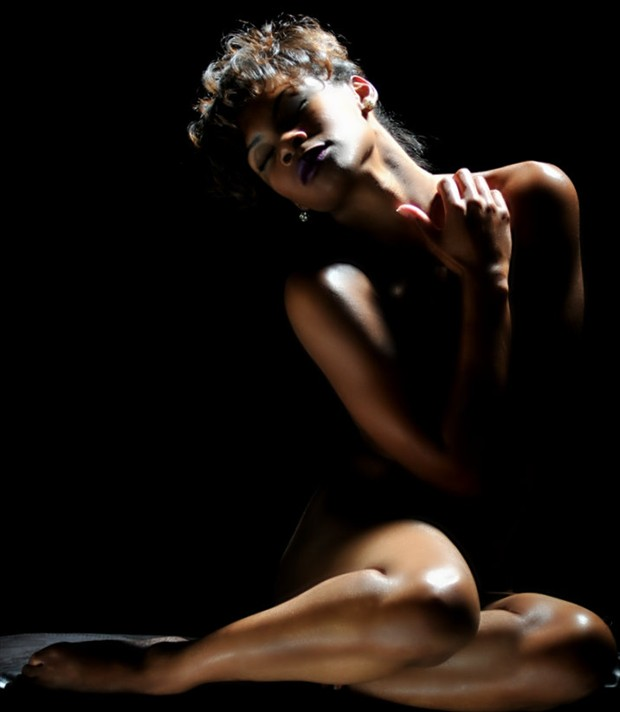 Bliss Artistic Nude Photo by Model Ms Muse
