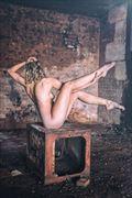Blocked Artistic Nude Photo by Model Selkie