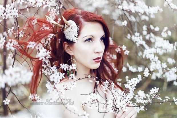 Blooming Fantasy Photo by Photographer Laura Sheridan's Art