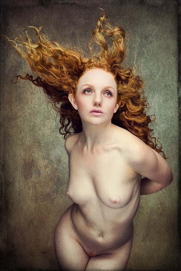 Blow Dry Artistic Nude Photo by Photographer Rascallyfox