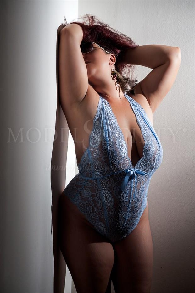 Blue Artistic Nude Photo by Photographer ErvinGaspic