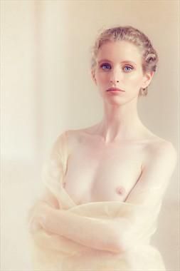 Blue Eyes in the Ballroom Artistic Nude Photo by Photographer MaxOperandi